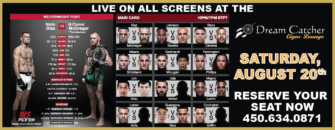 UFC 202 DCCL