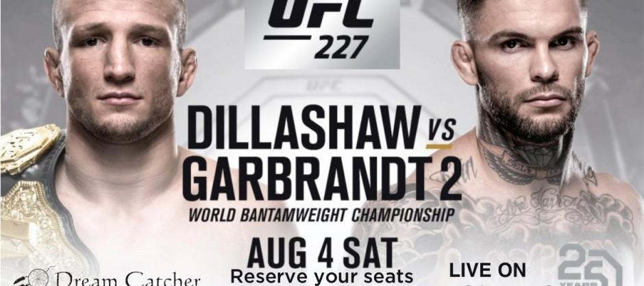 UFC227