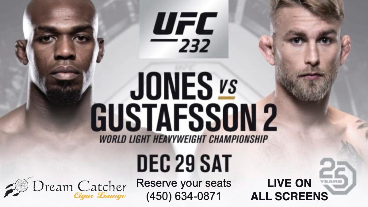 UFC232